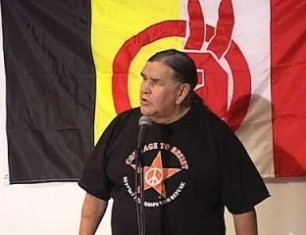 "Clyde Bellecourt American Indian Movment ""Satanist"""